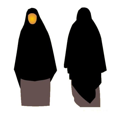 Jilbab Yang Sesuai Dengan Syariat