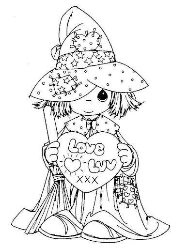 Coloring Pages: January 2010