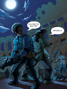 Slate and Ashe #1 screenshot 4
