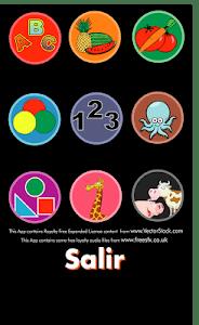 SPANISH FLASHCARDS FOR BABIES screenshot 4
