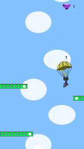 Swing Parachute screenshot 2