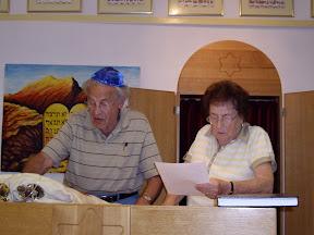 Benyamins Großeltern