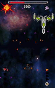 Galaxy Defender screenshot 4