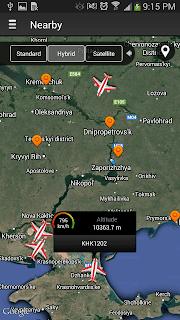 Airline Flight Status Tracking screenshot 04