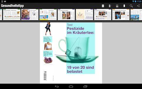 Gesundheits Tipp screenshot 1