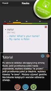 FISZKI Angielski Słownictwo 1 screenshot 2
