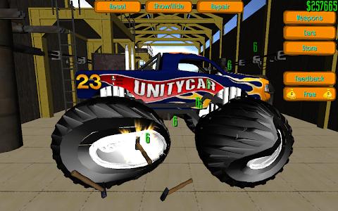 Car Crash 3D - Scratch n Dent screenshot 9