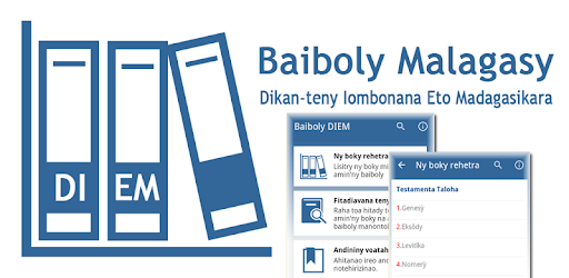 baiboly malagasy pour pc