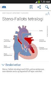 Lægehåndbogen screenshot 1