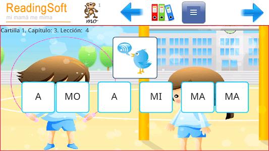 Curso 1 Aprender a Leer screenshot 16