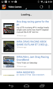 Drag Racing Games Fan screenshot 2