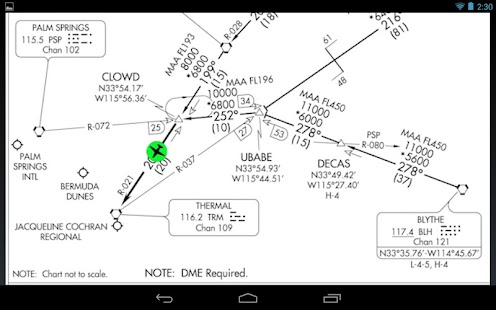 IFR Enroute use for GARMIN 430 APK for Bluestacks