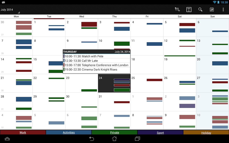 Best Calendar App For Android Google Sync | Calendarmonth