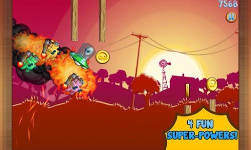Jetpack Piggies Bros screenshot 2