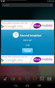 Diet Timer Fast Way XXL ->Slim screenshot 20