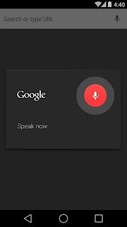 Chrome Beta screenshot 01
