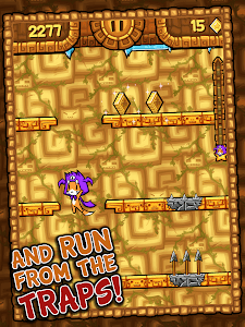 Tappy Run 2 - A Treasure Hunt screenshot 15