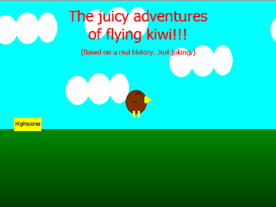 flying kiwi screenshot 2