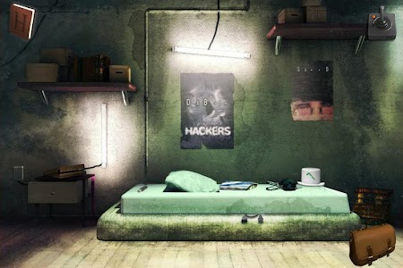 Hacker's Escape screenshot 1