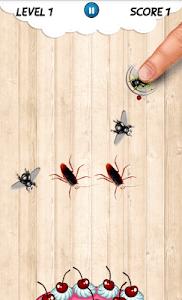 Cockroach smash Insect Crush screenshot 6