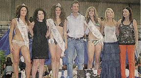 Premiazione di MissVallassina