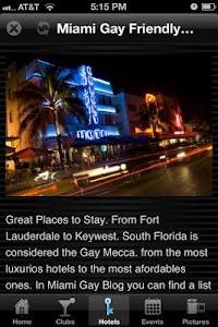 Miami Gay Blog screenshot 2
