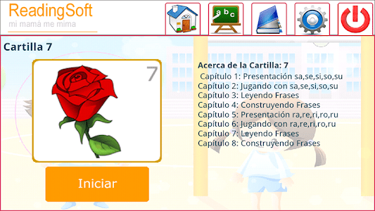 Learn to Read Spanish screenshot 20