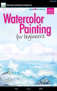 Beginners Watercolor Painting screenshot 8