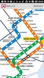 Metro CA Montreal, Toronto screenshot 1