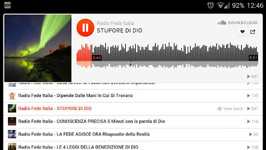 Radio Fede Italia screenshot 9