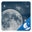 Starry Night Boat Theme APK