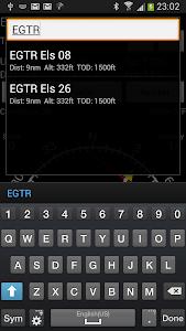 GPS ILS screenshot 1