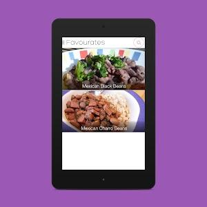 Mexican Recipes Free screenshot 20