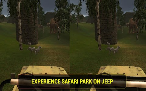 Safari Tours Adventures VR 4D screenshot 10