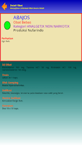 Daftar Obat Plus (DO+) screenshot 6