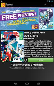 Weekly Shonen Jump screenshot 9