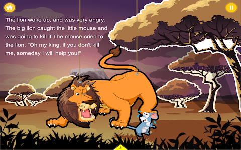 The Lion and The Mouse screenshot 3