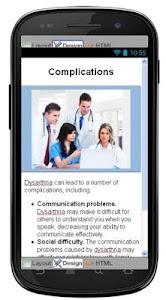Dysarthria Disease & Symptoms screenshot 4