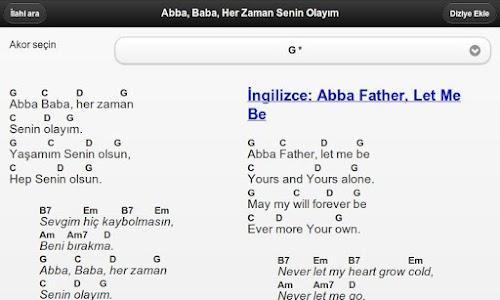 Worship Leader screenshot 1