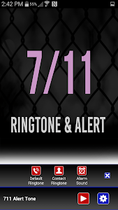 7/11 Ringtone and Alert screenshot 1