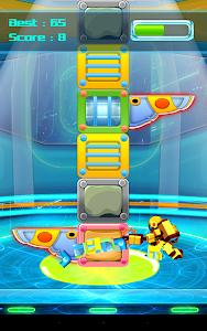 Robot Dash - Robot Boxing screenshot 0