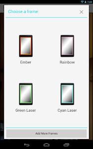 Mirror Classic Frame Pack 2 screenshot 0