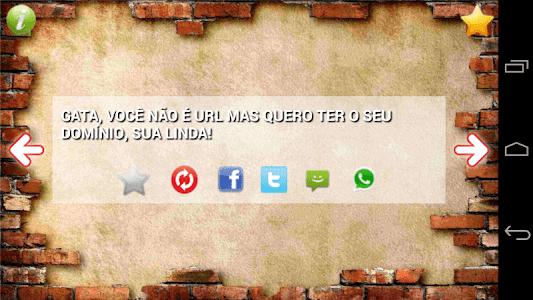Cantadas de Pedreiro screenshot 1