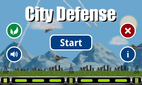City Missile Defense screenshot 0