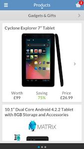 Mighty Deals UK screenshot 0