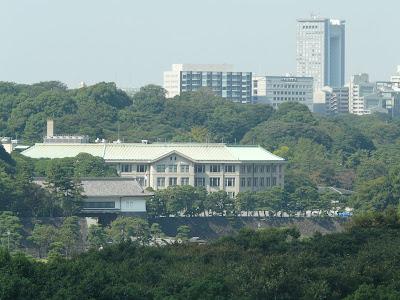Palacio Imperial en Tokyo