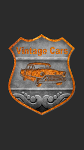 Wallpapers Vintage Cars screenshot 0