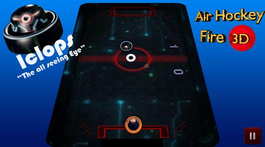 Air Hockey Fire 3D screenshot 11