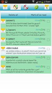 SMS Proof - Sms Blocker screenshot 4