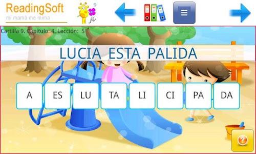 Curso 9 Aprender a Leer screenshot 2